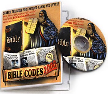 Bible Codes Plus - Most advanced, most complete Bible codes program ever developed!