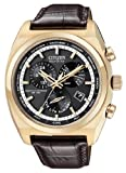 Citizen Men's BL8123-03E Calibre 8700 Eco-Drive Rose Gold Tone Calibre 8700 Watch