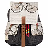 #10: The House Of Tara Women'S Backpack Handbag(Multicolour,Htbp 047)