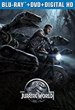 Jurassic World Limited Edition Packaging [Blu-ray + DVD + Digital HD]