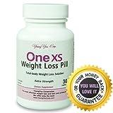 One XS Weight Loss Pills (X-Strength) Prescription Grade Diet Pill. No Prescription Needed. Fast Proven Results. Weight Loss Guarantee. 30ct