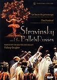 echange, troc Stravinsky et les Ballets Russes / Le sacre du printemps & L'oiseau de feu
