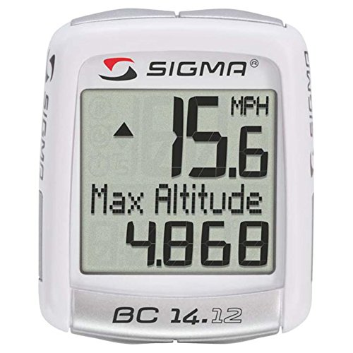 Sigmasport wired cycling computer BC 14.12