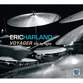 Eric Harland - Voyager: Live By Night  cover