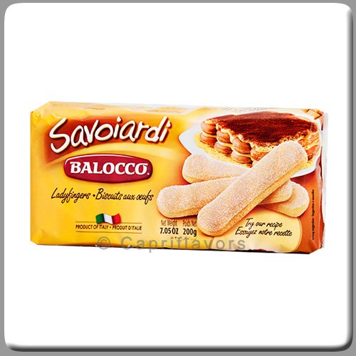 Balocco Lady Fingers - 7.05 Oz Package