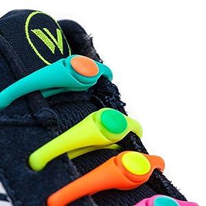 Hickies Kids Elastic No-tie Shoelaces by HICKIES