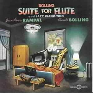 Bolling: Suite for Flute & Jazz Piano Trio