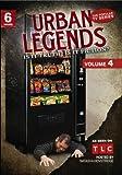 Urban Legends - Volume 4 - 2 DVD Set (5 Hours) - Amazon.com Exclusive