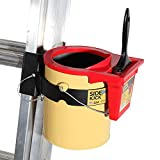 360 Products Side Kick Paint Can Holder for an Extension Ladder & Holster Combo