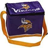 Minnesota Vikings NFL Zippered Lunch Bag at Amazon.com