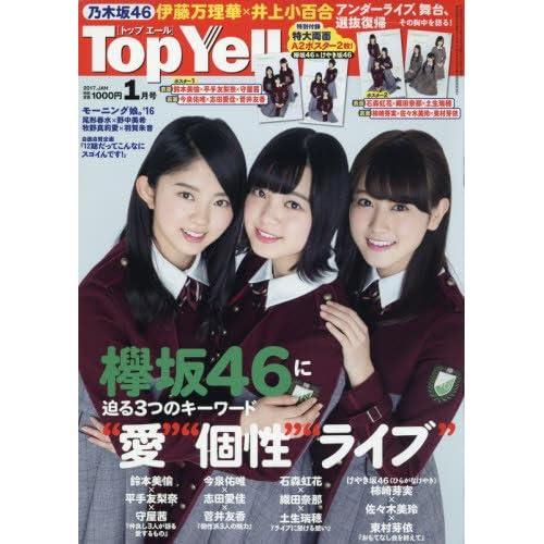 TopYell(トップエール) 2017年 01 月号 [雑誌]