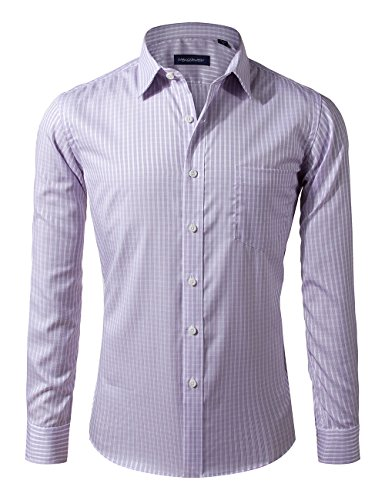 menschwear-mens-shirts-long-sleeve-100-cotton-slim-fit-107-l