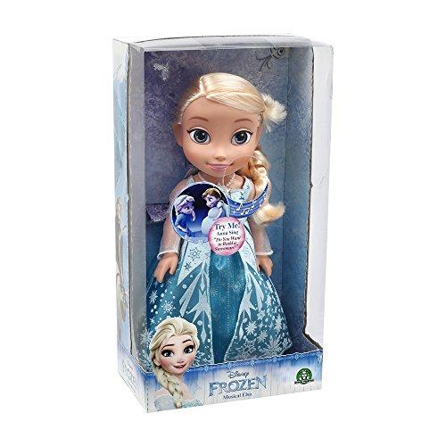 Giochi Preziosi Frozen - Bambola Interattiva Elsa con Canzone