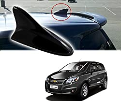 Auto Pearl - Premium Quality Black Shark Fin Replacement Signal Receiver Antenna For - Volkswagen Vento