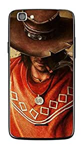 UPPER CASE™ Fashion Mobile Skin Vinyl Decal For Xolo A500s Lite [Electronics]