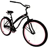 Verso by Kettler Women's Vegas 1-Speed Cruiser Bike, Pink
