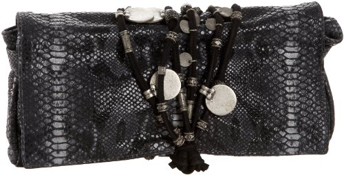 Tylie Malibu Gypsy Skinny Wrap Clutch