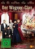 Der Wagner-Clan. Eine Familiengeschichte (+ Soundtrack-CD) [2 DVDs]