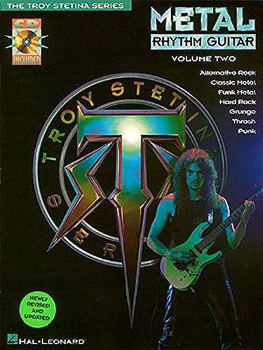 Metal Rhythm Guitar: Volume 2 (The Troy Stetina)