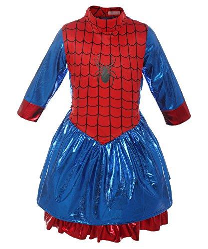 ReliB (Spider Girl Kid Costume)