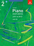 ABRSM Selected Piano Exam Pieces 2011 & 2012, Grade 2, with CD (ABRSM Exam Pieces)
