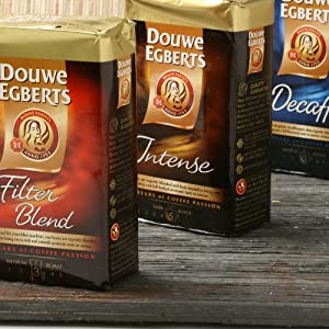Douwe Egberts Ground Coffee - Dark Roast (8.8 ounce)