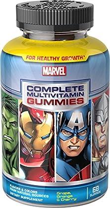 buy Marvel Avengers Complete Multi-Vitamin Gummies, 60 Count