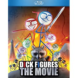 Dick Figures the Movie [Blu-ray]