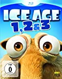 Ice Age - Box Set Teil 1-3 [Blu-ray]