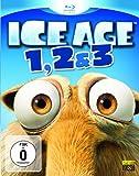 Ideen fü Weihnachtsgeschenke Weihnachtliche Filme - Ice Age - Box Set Teil 1-3 [Blu-ray]