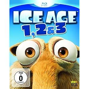 51l%2BEBg4a%2BL. SL500 AA300  [Amazon] Blu ray Boxenstop: Ice Age   Herr der Ringe   Lost !