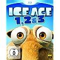 Ice Age 1, 2 & 3   [Blu-ray]
