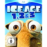 Ice Age - Box Set Teil 1-3 [Blu-ray]von &#34;Carlos Saldanha&#34;