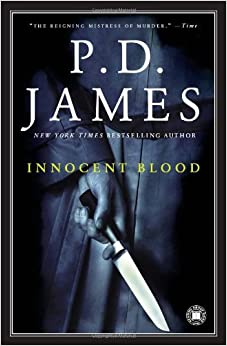 innocent blood p d james 9780743219631 amazoncom books