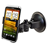Aquarius Sublime Custom Windscreen Suction Mount Car Holder Cradle for HTC One X