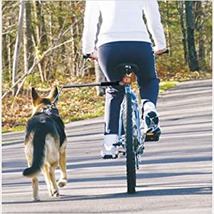 Walky Dog Hands Free Bicycle Leash