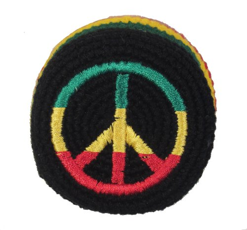 Hacky Sack - Rasta Design Peace - 1