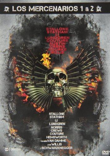 Pack Los Mercenarios 1+2 [DVD]