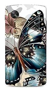 UPPER CASE™ Fashion Mobile Skin Vinyl Decal For LG-Nexus-5 [Electronics]