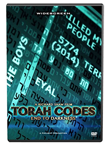 TORAH CODES End to Darkness, Standard DVD Edition