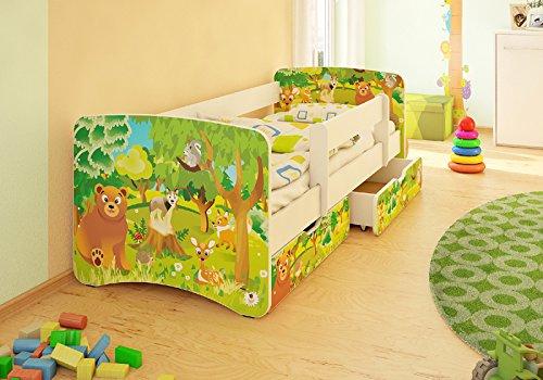 Muebles para ni os peque os 355 ofertas de muebles para for Cama 80x180