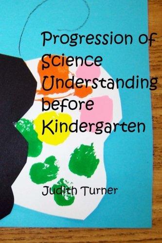 Progression of Science Understanding before Kindergarten