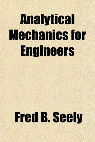 Analytical Mechanics for Engineers