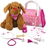 Barbie Hug 'n Heal Pet Dr Retreiver Brown