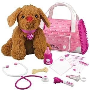 Barbie Hug 'n Heal Pet Dr Retreiver Brown
