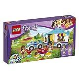 レゴ フレンズ サマーキャンピング 41034