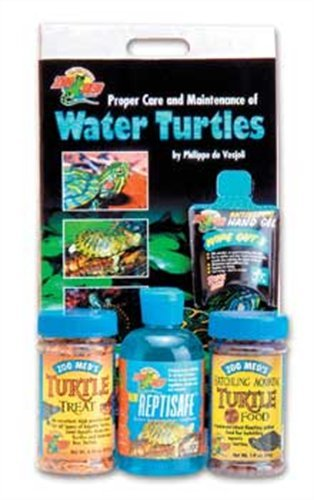 Zoo Med Aquatic Turtle Starter Kit for Hatchlings (Turtle Water Kit compare prices)