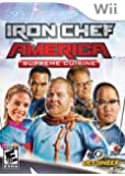 Iron Chef America/Supreme Cuisine - Nintendo Wii