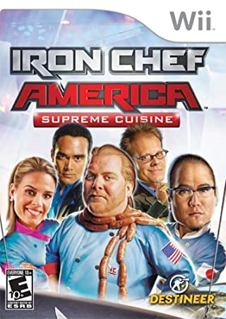 Iron Chef America/Supreme Cuisine