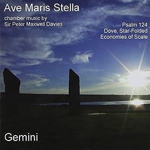 Maxwell Davies - Ave Maris Stella